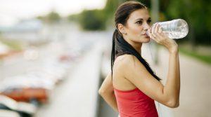 prática de exercícios no calor