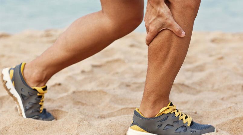 calor aumenta chance de câimbra durante exercícios